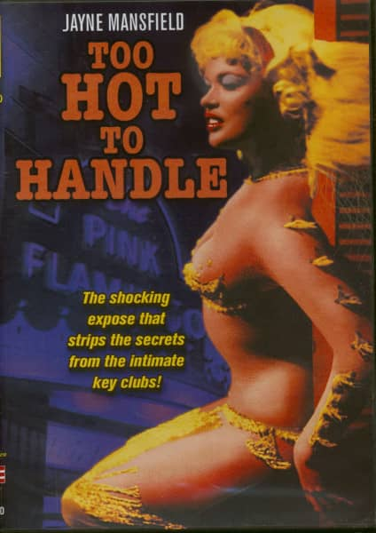 Too Hot To Handle (DVD)