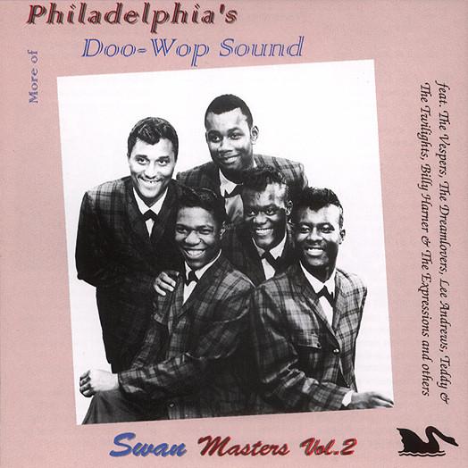 Vol.02, Philadelphia Doo Wop - Swan Masters