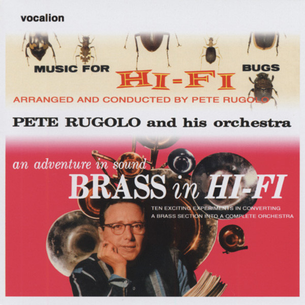 Music For Hi-Fi Bugs - Brass In Hi-Fi