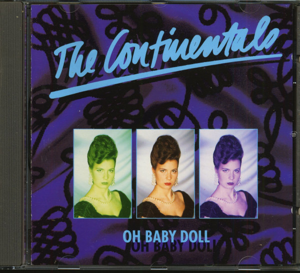 Oh Baby Doll (CD)