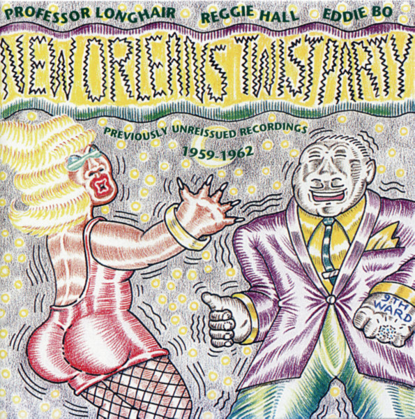 New Orleans Twist Party (CD)
