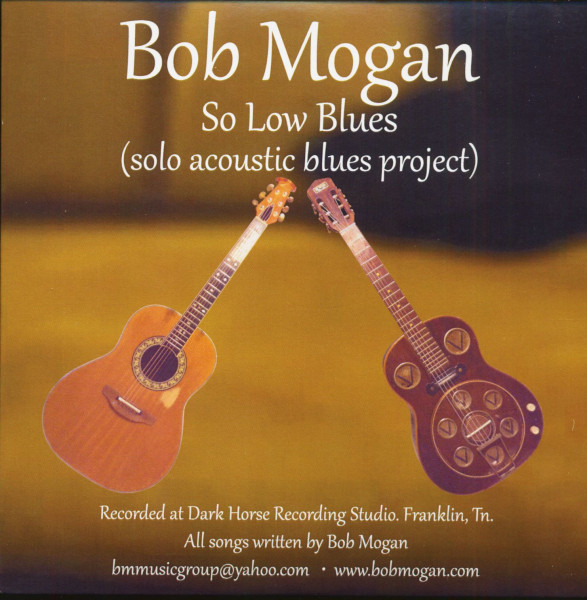 So Low Blues (CD)