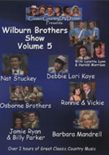 Vol.5, Wilburn Brothers Show (1966-74)