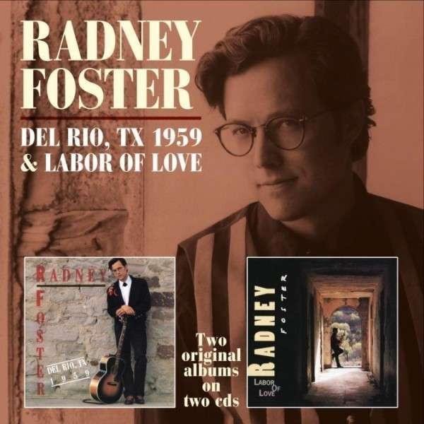 Del Rio TX 1959 - Labor Of Love (2-CD)