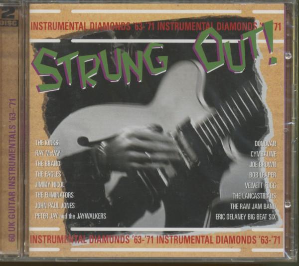 Strung Out - UK Guitar Instros 1963-71 2-CD