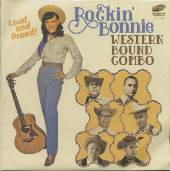 Western Bound Combo (7inch EP, 45rpm, PS)
