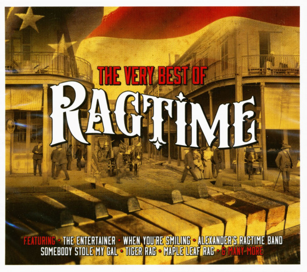 The Very Best Of Ragtime (2-CD)