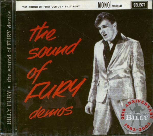 The Sound Of Fury - Demos (CD)