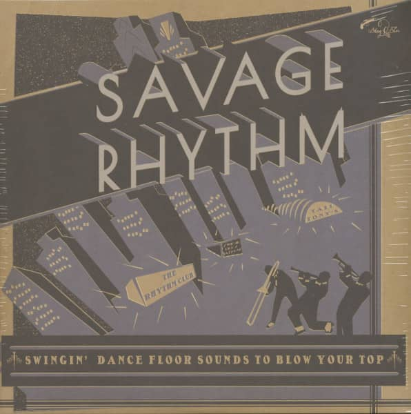 Savage Rhythm (2-LP)