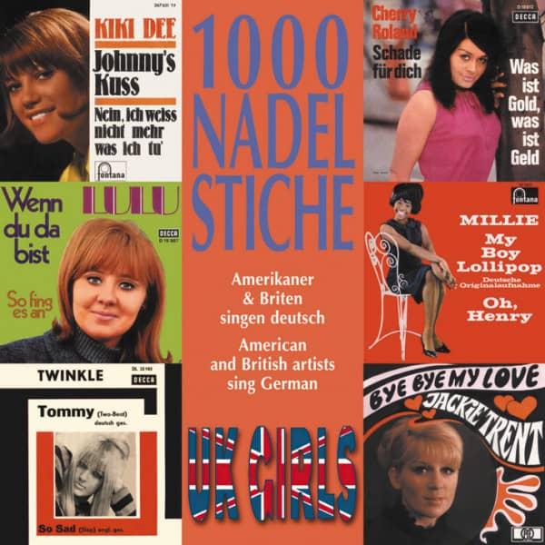 Vol.10, UK Girls - Amerikaner & Briten singen deutsch