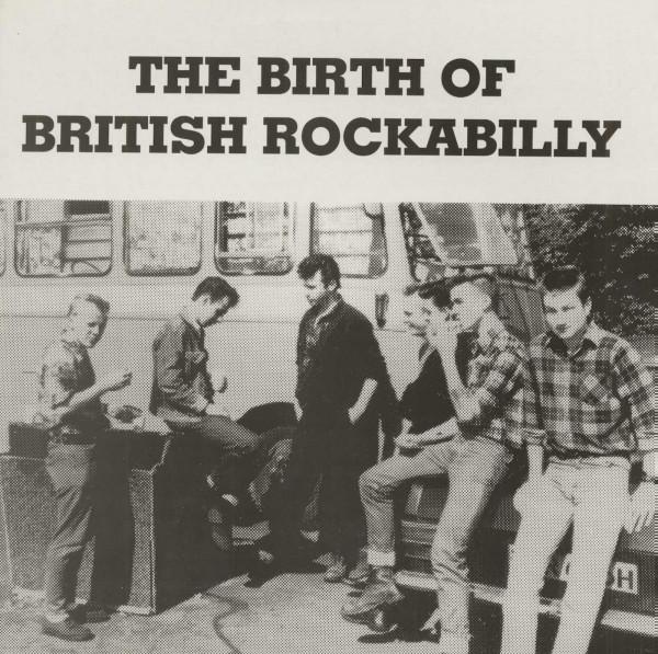 Birth Of British Rockabilly (LP)