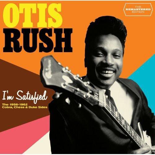 I'm Satisfied (CD)