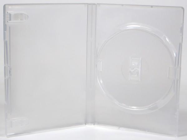 DVD Leerhülle - durchsichtig