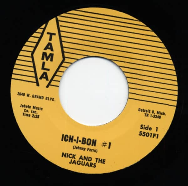 Ich-I-Bon - Cool And Crazy (7inch, 45rpm)