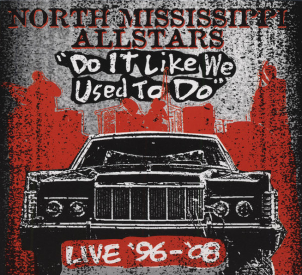 Do It Like We Used To Do (2-CD&DVD)