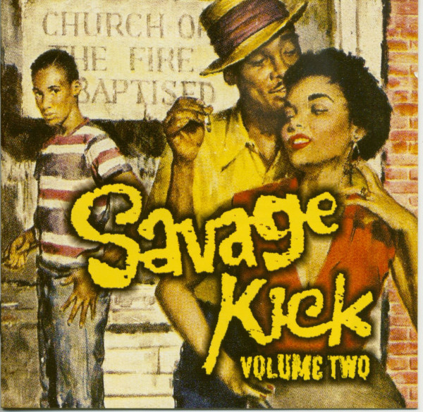 Savage Kick Vol.2 (CD)