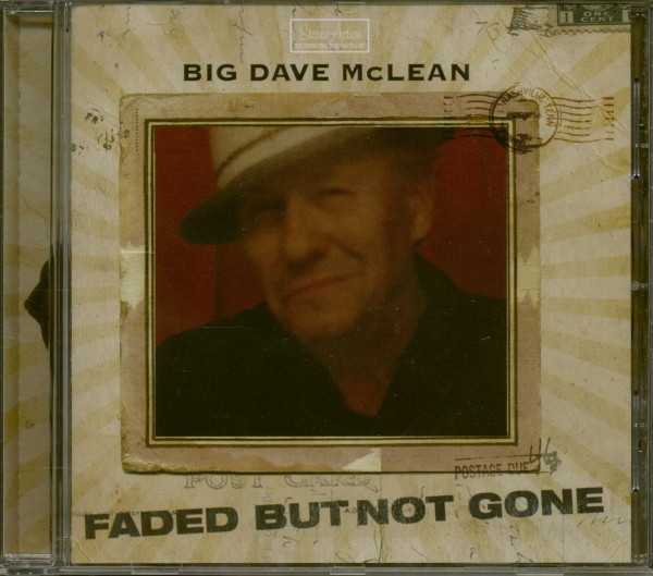 Faded But Not Gone (CD)