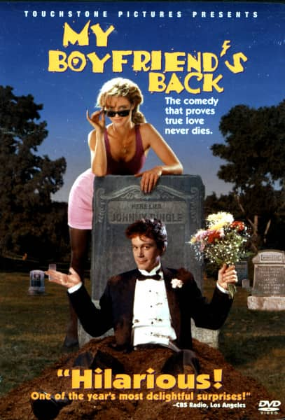 My Boyfriend's Back (1984) Romance - Comedy