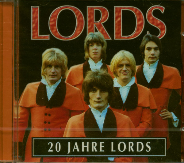 20 Jahre Lords (CD)