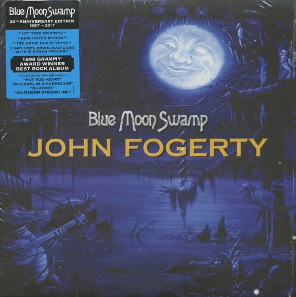 Blue Moon Swamp (LP, 180g Vinyl)