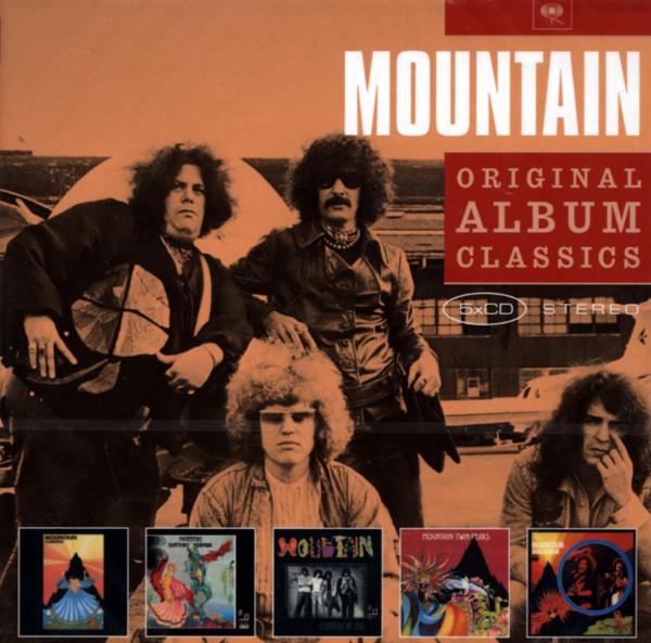 5 Original Albums (5-CD)