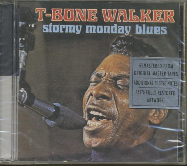 Stormy Monday Blues (CD)