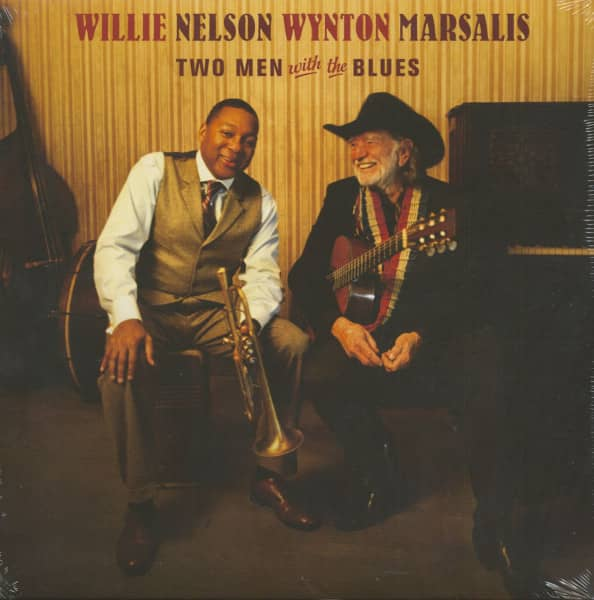 Willie Nelson & Wynton Marsalis - Two Men With The Blues (2-LP)