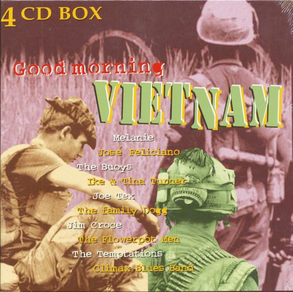 Good Morning Vietnam (4-CD Box)