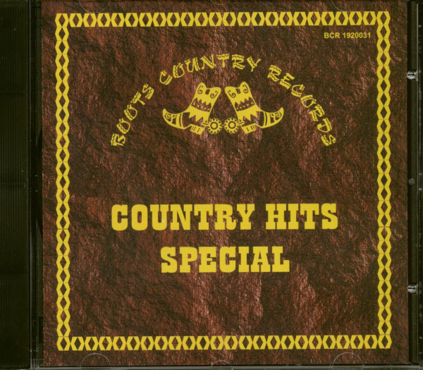 Country Hits Special (CD)