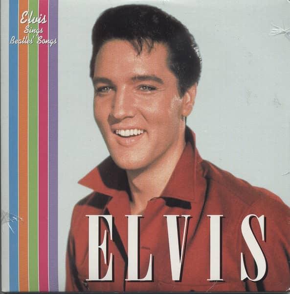 Elvis Sings Beatles' Songs (CD)