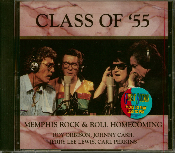 Memphis Rock & Roll Homecoming (CD)