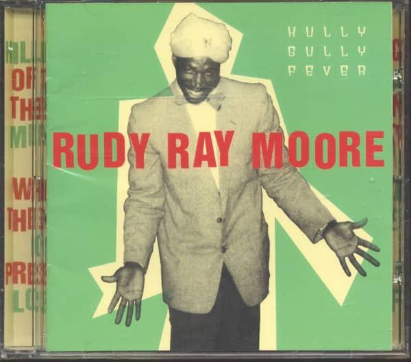 Hully Gully Fever (CD)
