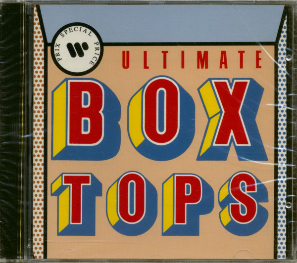 The Ultimate Box Tops (CD)
