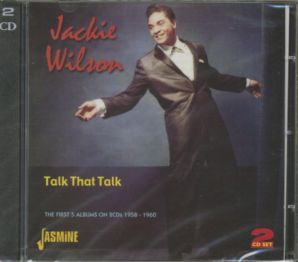 Talk That Talk 1958-60 (2-CD)
