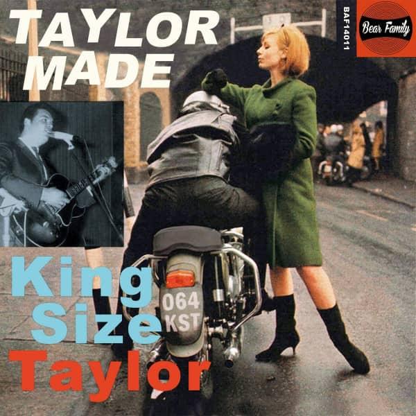 Taylor Made LP (LP, 10inch &ampamp; CD, Ltd.)
