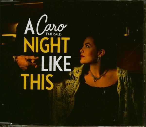 A Night Like This (CD Single)