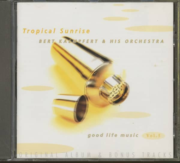 Tropical Sunrise - Good Life Music, Vol.5 (CD)
