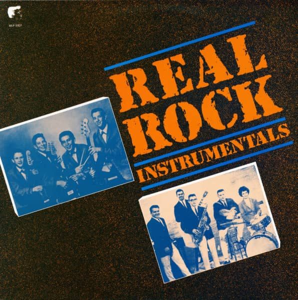 Real Rock Instrumentals (LP)