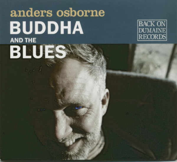 Buddha And The Blues (CD)