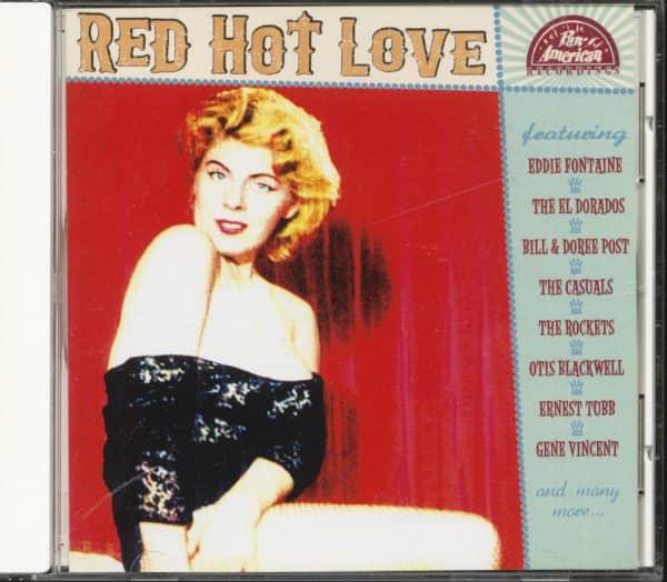 Red Hot Love (CD)