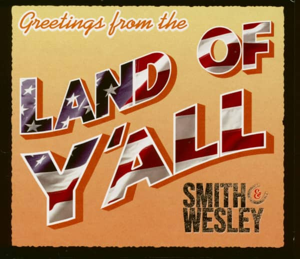 Land Of Y'All (CD)