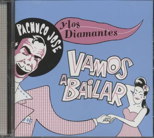 Vamos A Bailar (CD)
