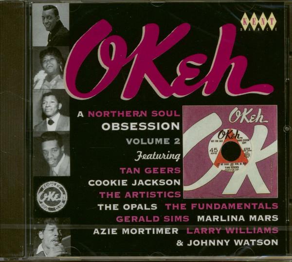 Okeh - A Northern Soul Obsession Vol.2 (CD)