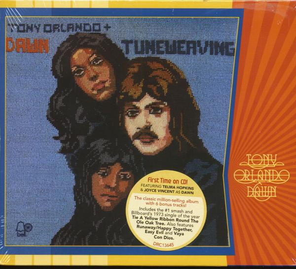Tuneweaving - Tony Orlando & Dawn Series No.2 (CD)