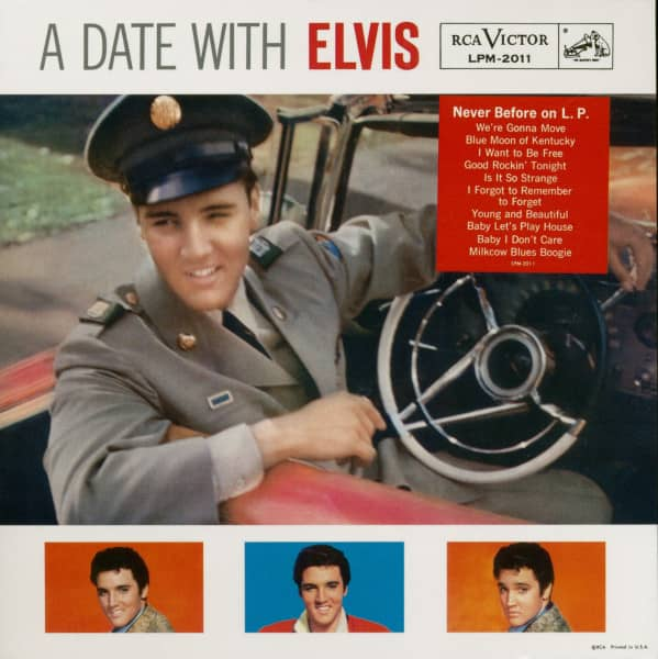 A Date With Elvis (2-CD Deluxe Edition)