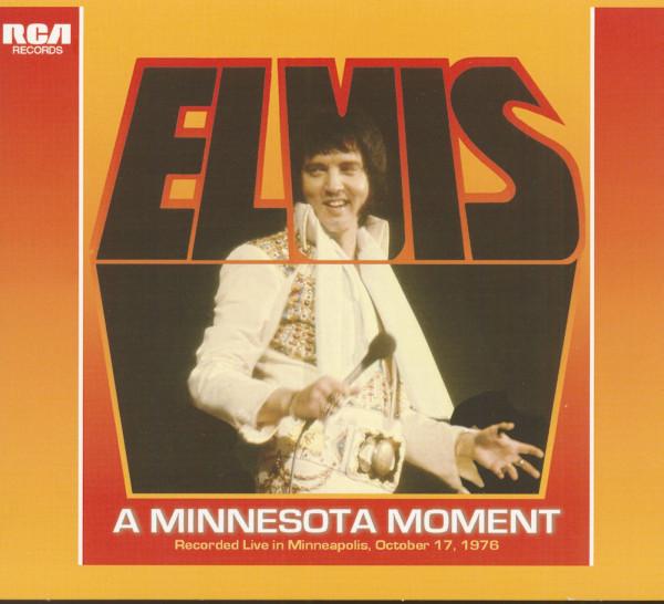A Minnesota Moment - October 17, 1976