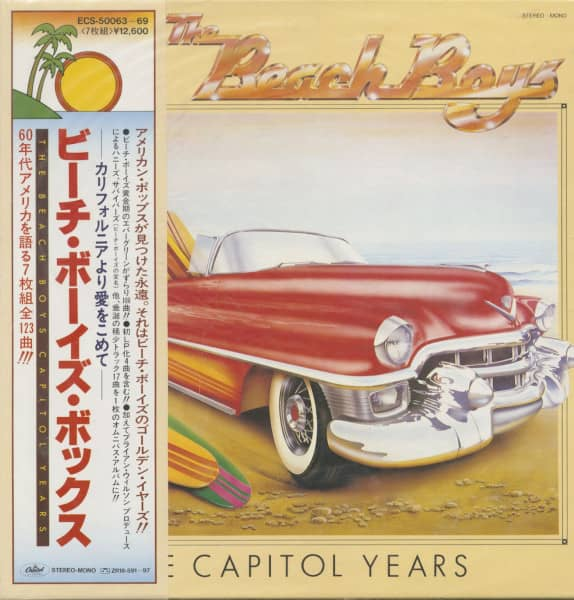 The Capitol Years (7-LP)