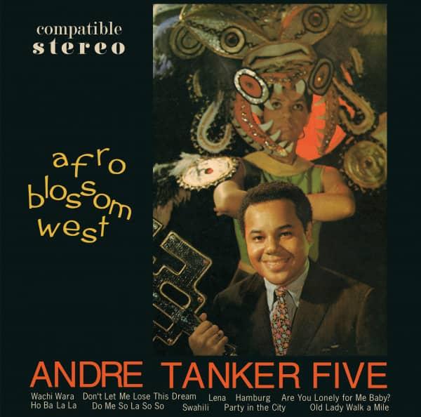 Afro Blossom West (LP, 180g Vinyl)