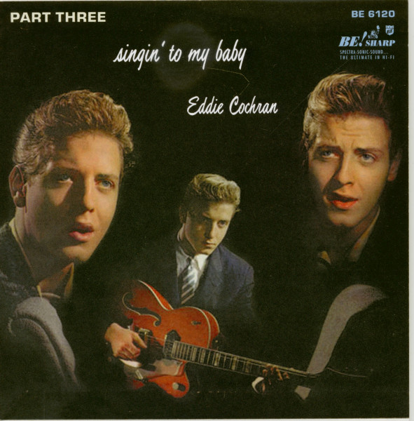 Singin' To My Baby Part Three 7inch EP, 45rpm, Picture Sleeve, Ltd.(150)