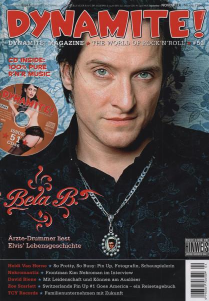 Nr.51 (2007-4) - Magazin & CD